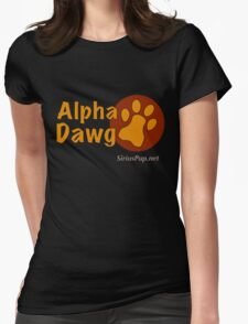 Alpha Dawg Womens Fitted T-Shirt