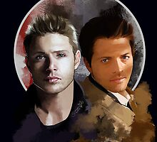 Cas & Dean by KanaHyde