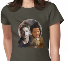 Cas & Dean Womens Fitted T-Shirt
