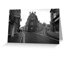 Alnwick Newcastle UK Greeting Card