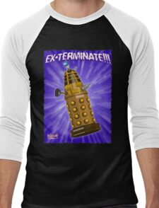 EX-TERMINATE! Men's Baseball ¾ T-Shirt