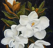 Magnolia Moments by Mary  Thomas