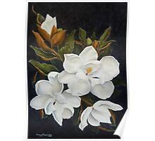Magnolia Moments Poster