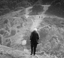 Old Man, Malvern Hills, UK by nicktopus