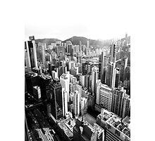 Wan Chai Photographic Print