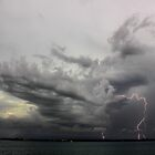 Lighting over the Lake by nicktopus