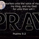 Unto Thee Will I Pray by aprilann