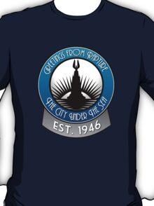 Bioshock Greetings from Rapture! T-Shirt