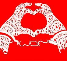 Make Love Not War by Vertue