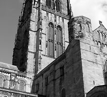 Durham Cathedral by Lorna Taylor
