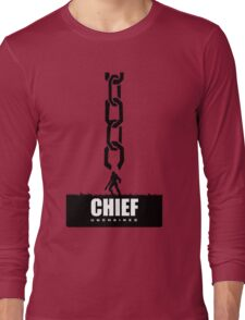Master Chief Unchained  Long Sleeve T-Shirt