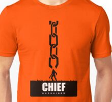 Master Chief Unchained  T-Shirt