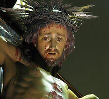 The Crucifixion by fajjenzu