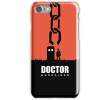 Doctor Unchained iPhone Case/Skin
