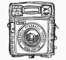 1959 Kodak Brownie Starmatic by strayfoto