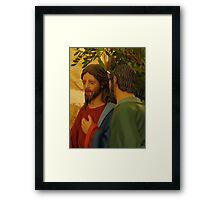 The Betrayal of Judas Framed Print