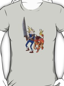 FF7 Time! T-Shirt