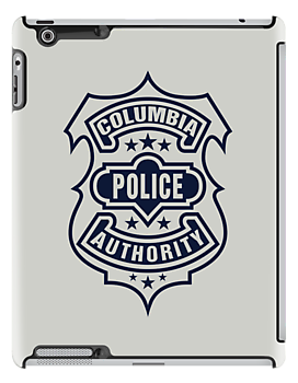 Columbia Police Authority by Olipop