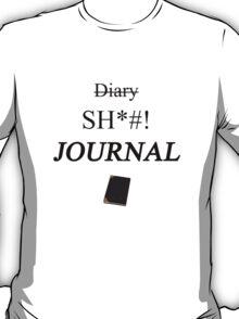 ....diary...? T-Shirt