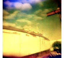 dream boat Photographic Print