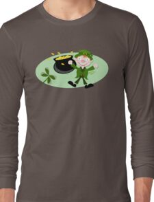 Paddys Day Long Sleeve T-Shirt