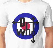 Doctor The Who  Unisex T-Shirt