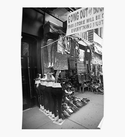 New York Street Photography 7 Poster
