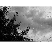 Rainy Day Photographic Print