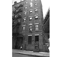 New York Street Photography 9 Photographic Print