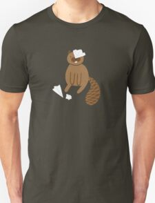 Paper Beaver T-Shirt
