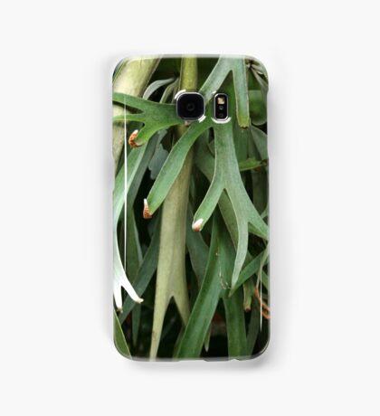 Platycerium coronarium Samsung Galaxy Case/Skin
