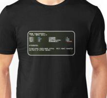 RPG Shirt now equipped. Stats are:... Unisex T-Shirt