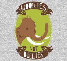 Woollies Not Bullies Kids Tee