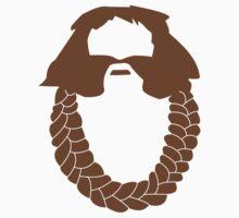 Bombur's Beard by Annika Röth