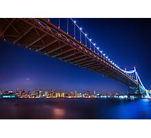RFK Bridge and Upper East Skyline NYC Photographic Print