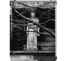 Gothic Angel Statue iPad Case/Skin
