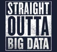 Straight Outta Big Data by nasa8x
