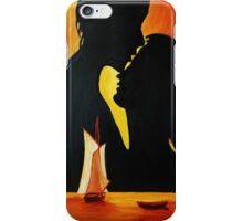Romantic sunset iPhone Case/Skin