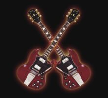 Double red gibson sg special by goodmusic