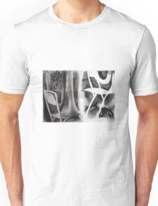 Chair and Brass Instrument Unisex T-Shirt
