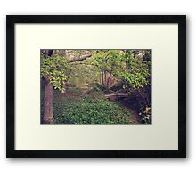 If You Believed in Me Like I Believed in You Framed Print