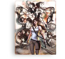 Tomb Raider - Origins Canvas Print