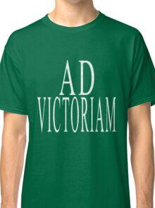Ad Victoriam (WHT) Classic T-Shirt