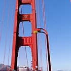 Golden Gate Tower by AH64D