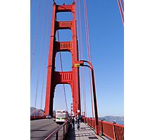 Golden Gate Tower Photographic Print