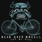 Head over Wheels... by Veronica  Jackson