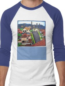 Port Kembla 2 Men's Baseball ¾ T-Shirt