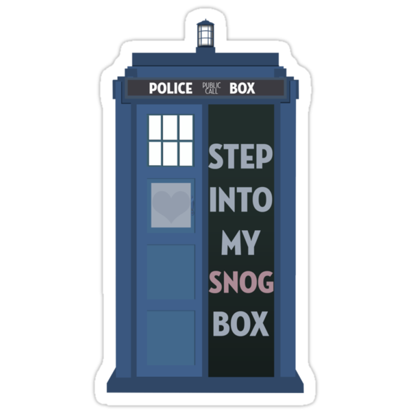 Snog Box  by Daisy May Edwards