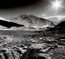 Harter Fell from Haweswater by TinDog