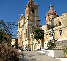 The Parish Church by fajjenzu